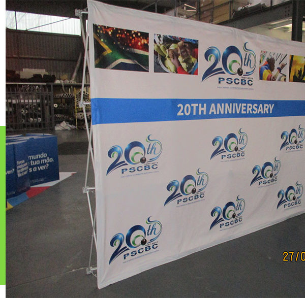 Banner Wall by Print Impact - 5