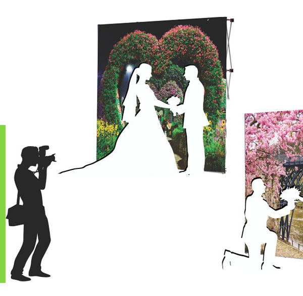 Photography Backdrop - Wedding Photo backdrops
