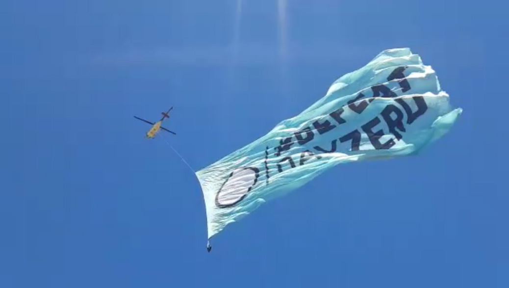 Cape Town - Defeat Day Zero Flying Banner