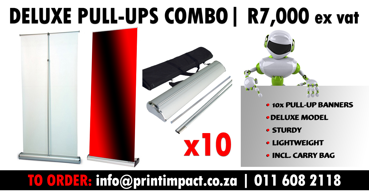 Phone Print Impact or email us to order